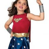 Wonder Woman Deluxe | Child Size