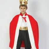 Kings Robe Child Costume |cc461 |cc462