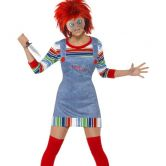 Chucky Female Adult Costume