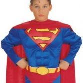 Superman Child Costmue