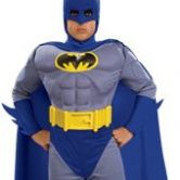Dlx. Batman Child Costume